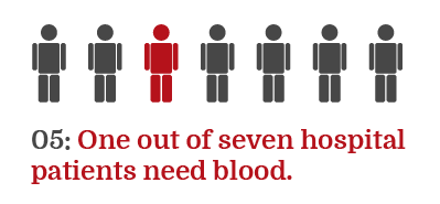 blood facts - rrvbc, Human Body